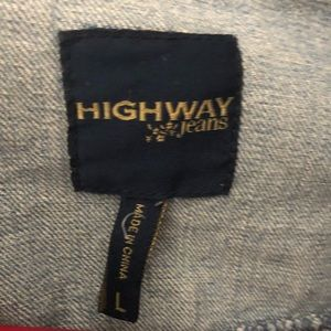 Highway Jeans Jackets & Coats - Highway Jeans Cropped Jacket